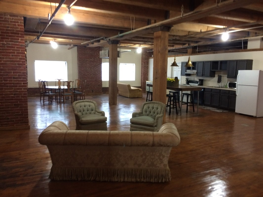 The Loft Is Just Two Blocks From The Rumely Tractor Event Space And Rumely  Ballroom, Making It The Perfect Accommodations For Family And Friends  Attending ...